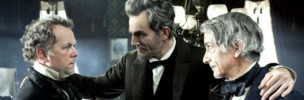 David Costabile, Daniel Day-Lewis & David Strathairn in 'Lincoln'Photo © 2012 20th Century Fox